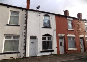 Thumbnail 2 bed terraced house to rent in Frederick Street, Blackpool