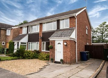 Thumbnail 3 bed semi-detached house for sale in Ditchfield, Somerhsam, Huntingdon, Cambridgeshire.