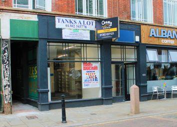 Thumbnail Retail premises to let in Scot Lane, Doncaster, South Yorkshire