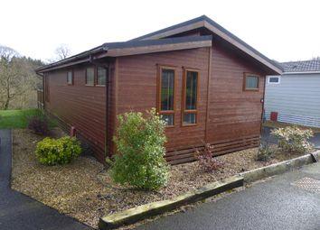 2 bed mobile/park home for sale in Hornbeam Park, Dunkeswell, Nr Honiton, Devon EX14