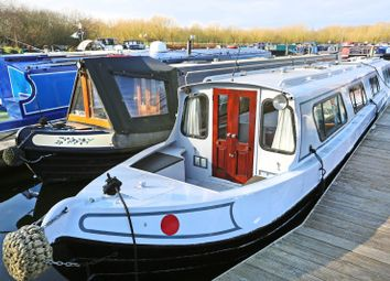 Thumbnail 2 bed houseboat for sale in Packet Boat Marina, Packet Boat Lane, Uxbridge