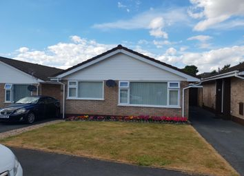 Thumbnail 2 bed detached bungalow for sale in Pendre Gardens, Brecon LD3,