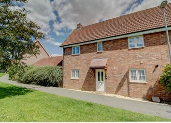 3 bed semi-detached house for sale in Clarendon Road, Little Canfield, Dunmow CM6