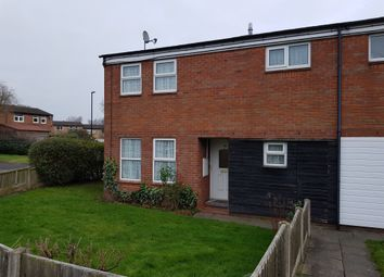 Thumbnail 3 bed end terrace house for sale in Goodman Way, Tanyard Farm, Coventry