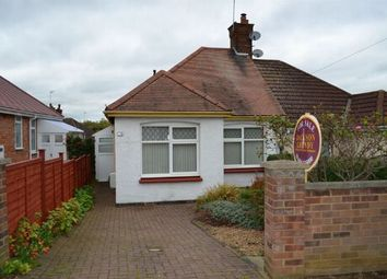 Thumbnail 2 bedroom semi-detached bungalow for sale in Masefield Way, Kingsley, Northampton