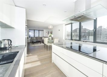 Thumbnail 3 bed flat for sale in Lower Richmond Road, Richmond