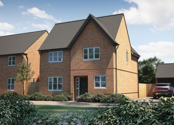 "Thumbnail 3 bedroom detached house for sale in ""The Hylton"" at Furlongs, Drayton, Abingdon"