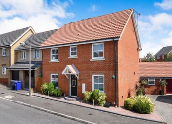 Thumbnail 3 bed detached house for sale in Cardinal Road, Chafford Hundred, Grays