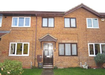 Thumbnail 2 bed terraced house for sale in Leete Way, West Winch, King's Lynn