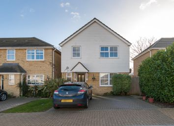 Thumbnail 3 bed detached house for sale in St. James Close, Deal