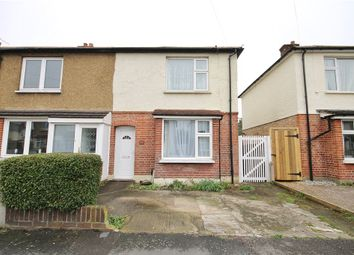 Thumbnail 2 bed semi-detached house for sale in Green Lane, Sunbury-On-Thames, Middlesex