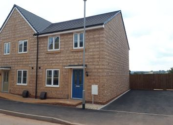 Thumbnail 3 bed semi-detached house for sale in Monger Lane, Midsomer Norton, Radstock
