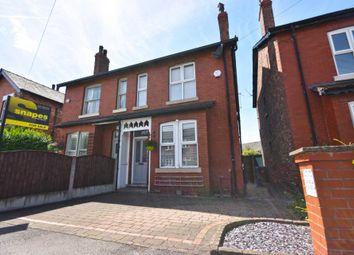 Thumbnail 3 bed semi-detached house for sale in Ravenoak Road, Cheadle Hulme, Cheadle