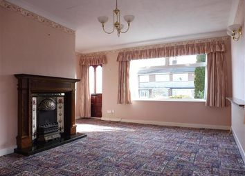Thumbnail 2 bed detached bungalow to rent in Grange Avenue, Woodsetts, Worksop