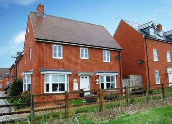 Thumbnail 4 bed detached house for sale in Brimstone Lane, Aylesbury, Buckinghamshire
