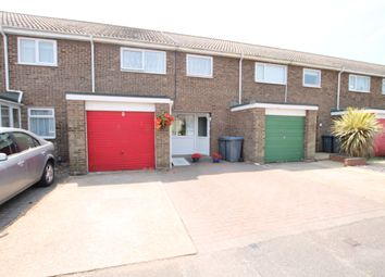 Thumbnail 3 bed terraced house for sale in Recreation Close, Felixstowe