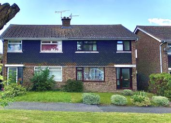 3 bed semi-detached house for sale in Gainsborough Crescent, Eastbourne BN23