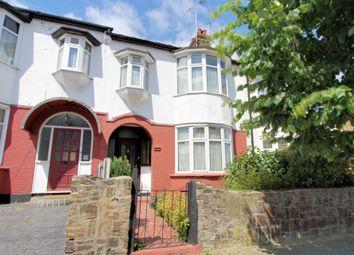 Thumbnail 3 bed terraced house for sale in Fairmead Avenue, Westcliff-On-Sea