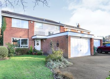 Thumbnail 4 bed detached house for sale in Hall Lane, Hagley, Stourbridge