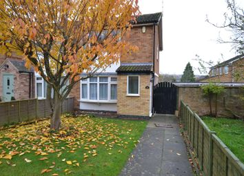 Thumbnail 2 bed semi-detached house for sale in Heathcote Drive, Sileby, Leicestershire