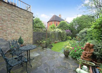 Thumbnail 3 bed terraced house to rent in Clancarty Road, London