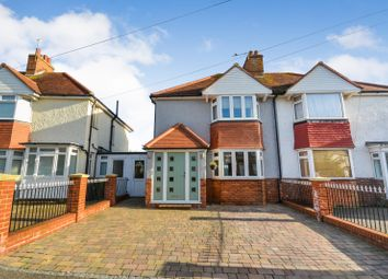 Thumbnail 4 bed property for sale in Colwood Crescent, Eastbourne