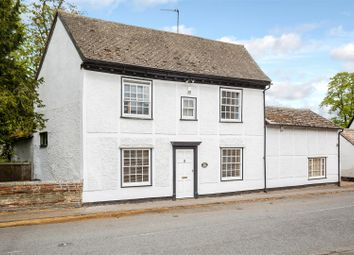 Thumbnail 4 bedroom detached house for sale in Fowlmere, Royston, Hertfordshire