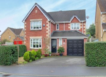 Thumbnail 4 bed detached house for sale in Westacott Meadow, Barnstaple