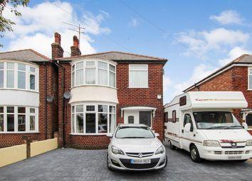 Thumbnail 3 bed detached house for sale in Westridge Road, Bridlington