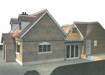 Thumbnail Land for sale in Vaggs Lane, Hordle, Lymington