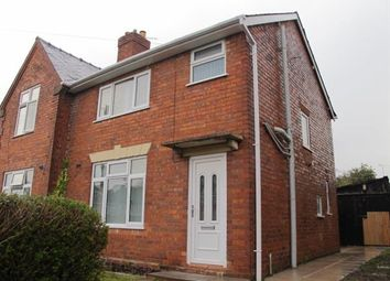Thumbnail 3 bed semi-detached house to rent in Parker Street, Bloxwich, Walsall