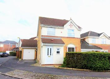 Thumbnail 3 bedroom detached house for sale in Longfellow Close, St Andrews Ridge, Swindon
