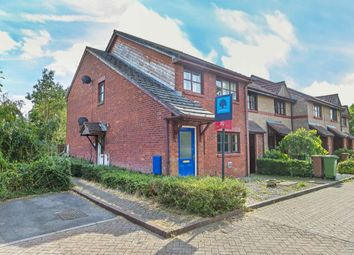 Thumbnail 2 bed flat for sale in Bluebell Close, Wallington