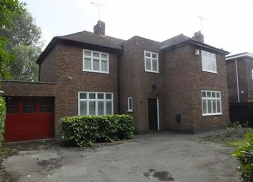 Thumbnail 4 bed detached house to rent in Rolleston Road, Burton On Trent, Staffs