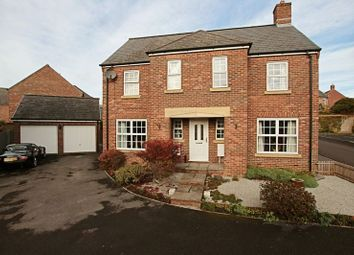 Thumbnail 4 bed property for sale in Lacock Gardens, Hilperton, Trowbridge