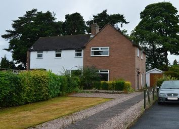 Thumbnail 3 bed semi-detached house for sale in Grove Gardens, Market Drayton