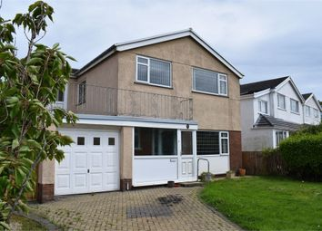 Thumbnail 4 bed detached house for sale in Picket Mead Road, Newton, Swansea