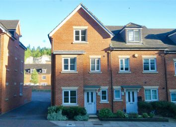 Thumbnail 4 bed end terrace house for sale in Silver Streak Way, Strood, Kent