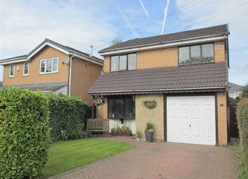 Thumbnail 3 bed detached house for sale in St Pauls Close, Farington Moss, Preston