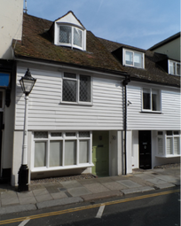 Thumbnail 3 bedroom terraced house to rent in High Street, Hastings Old Town