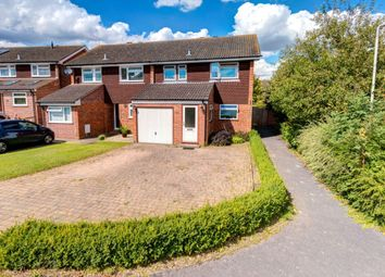 Thumbnail 3 bed semi-detached house for sale in Gladeside, St.Albans