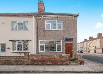 Thumbnail 3 bed terraced house to rent in Tennyson Street, Grimsby
