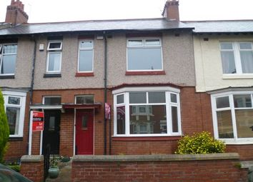 Thumbnail 3 bedroom property to rent in Biddlestone Road, Heaton, Newcastle Upon Tyne
