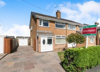 Thumbnail 3 bed semi-detached house for sale in Gleneagles Road, Great Sutton, Ellesmere Port, Cheshire