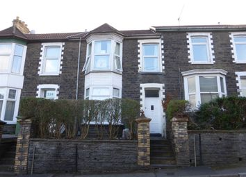 Thumbnail 5 bed terraced house for sale in Wood Road, Treforest, Pontypridd