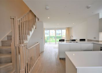 Thumbnail 3 bed town house to rent in Astell Road, Kidbrooke Village