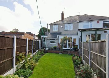 Thumbnail 3 bedroom semi-detached house for sale in Clark Road, Wolverhampton