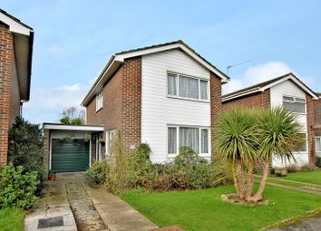 Thumbnail 3 bed detached house for sale in Grebe Crescent, Hythe