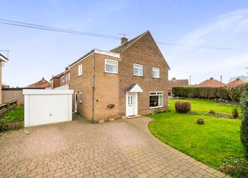 Thumbnail 4 bed detached house for sale in Outgang Lane, Dinnington, Sheffield