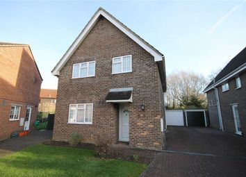 Thumbnail 4 bedroom detached house for sale in Woodchester, Westlea, Swindon